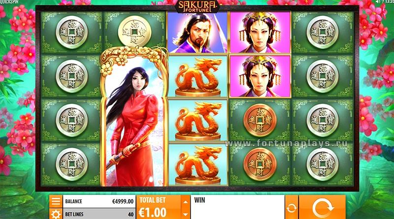Играть на сайте Play Fortuna casino
